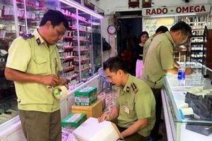 Khánh Hòa: Thu giữ số lượng lớn đồng hồ nghi nhái thương hiệu nổi tiếng thế giới