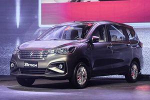 Tháng 7/2019, xe giá rẻ Suzuki Ertiga về Việt Nam?