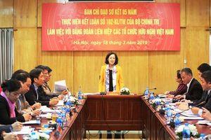Phát huy vai trò cầu nối giữa nhân dân Việt Nam với nhân dân các nước