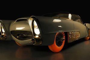 Ngắm siêu xe cổ dát vàng 24K đẹp mãn nhãn tại triển lãm ô tô Geneva 2019