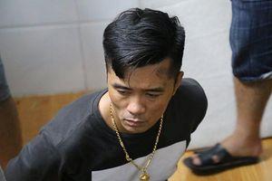 Bắt ông trùm phân phối ma túy tại Đà Nẵng