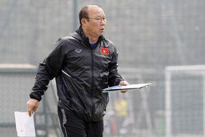 HLV Park Hang Seo rút 5 cầu thủ khỏi danh sách dự vòng loại U23 châu Á