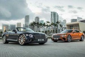 Bentley Continental GT V8 ra mắt, có cả Coupe và Cabrio, xe mạnh 542 mã lực
