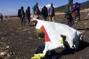 Vụ rơi máy bay ở Ethiopia: 'Sự tương đồng' với máy bay của Lion Air