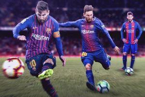 Cư dân mạng đưa Messi lên mây xanh sau cú hat-trick vào lưới Betis