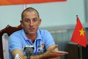 Thầy Giôm dẫn dắt U19 Việt Nam đấu Trung Quốc, Thái Lan