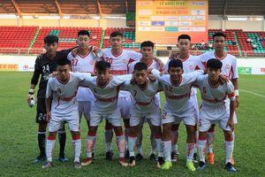 Thầy Giôm công bố danh sách U19 Việt Nam đối đầu Trung Quốc, Thái Lan