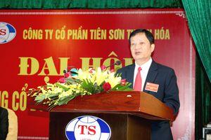 Năm 2019, Công ty cổ phần Tiên Sơn Thanh Hóa đặt kế hoạch lãi 60 tỷ đồng, niêm yết trên HOSE