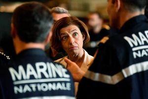 Pháp 'sốt vó' trước con đường Mỹ và NATO