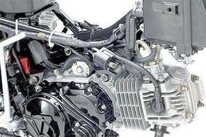 CAQ Hoàng Mai tìm chủ sở hữu động cơ xe máy