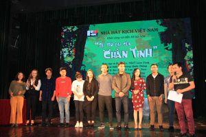 Nhà hát kịch Việt Nam khởi công hai vở diễn mới