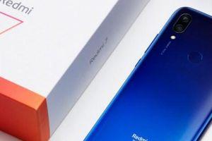 Smartphone giá rẻ Xiaomi Redmi 7 trình làng