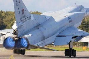 Mỹ biếu Nga cái cớ để điều máy bay ném bom chiến lược tới Crimea