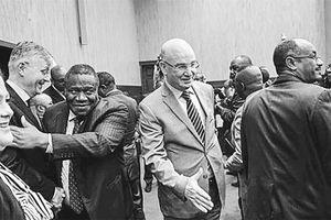 Thỏa thuận hòa bình ở CH Trung Phi bị đe dọa