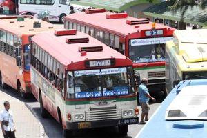 Năm 2022, Thái-lan sẽ ngừng khai thác xe buýt không điều hòa ở Bangkok