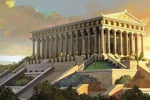 Sửng sốt kẻ tội đồ phá hủy đền thờ Artemis huyền thoại