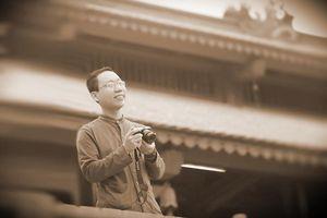 Nhà thơ Lương Đình Khoa - tìm về tĩnh lặng