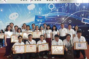 HS Cần Thơ đạt 4 giải tại Cuộc thi KHKT cấp Quốc gia khu vực phía Nam