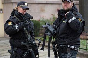Tấn công bằng dao ở trường học Na Uy