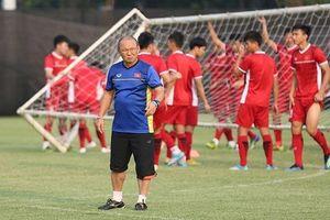 U22 Việt Nam 'gặp khó' khi phân nhóm đấu tại SEA Games 30