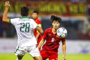 Được bổ sung 2 cầu thủ lớn tuổi, HLV Park chọn Công Phượng hay Văn Quyết cho U22 Việt Nam?