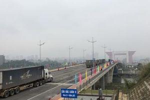 Chính thức thông quan cầu Bắc Luân II nối Quảng Ninh với Đông Hưng (Trung Quốc)