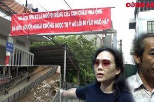 Hà Nội: Bi hài chuyện đất của người dân được cấp sổ đỏ nhưng không có lối đi