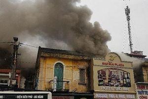 Thông tin mới nhất về vụ cháy khách sạn Sao Mai khiến một người tử vong