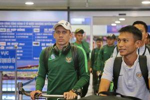 Sao trẻ Indonesia thách thức U23 Việt Nam