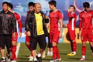 Sea Games 30: Thầy trò HLV Park Hang-seo bị đánh giá tệ nhất Đông Nam Á