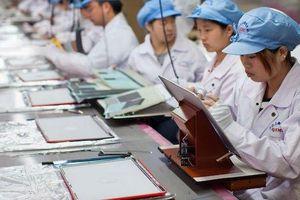 Số lượng nhà cung cấp linh kiện cho iPhone từ Trung Quốc đã nhiều hơn Mỹ
