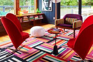 Những mẫu thảm đẹp làm tăng thẩm mỹ cho không gian nhà bạn