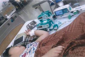 Một bé gái mắc bệnh giãn cơ tim, hoàn cảnh khó khăn cần được giúp đỡ để thay tim