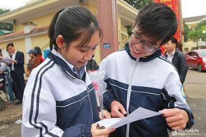 'Cải tổ' nhiều quy trình tại kỳ thi chọn học sinh giỏi tỉnh