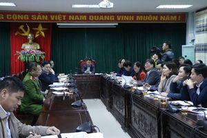 Bí thư Tỉnh ủy Bắc Ninh thông tin về việc trẻ mầm mon bị nhiễm sán lợn hàng loạt