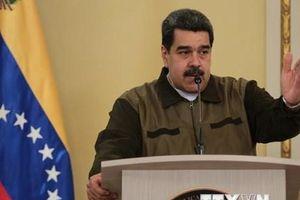 Mỹ áp đặt đợt trừng phạt mới với Venezuela gây sức ép với ông Maduro