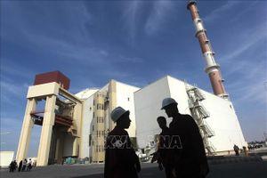 Iran mở rộng nhà máy điện hạt nhân Bushehr