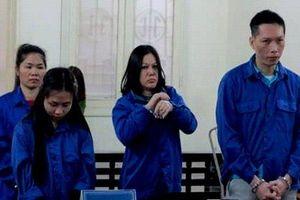 Bản án tử hình cho 3 kẻ vận chuyển ma túy qua đường hàng không