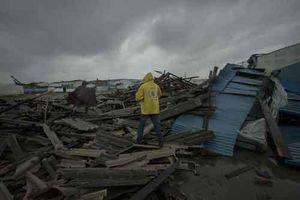 Siêu bão Idai gây thảm họa nhân đạo trên diện rộng