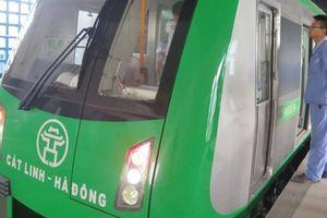 Đường sắt Cát Linh - Hà Đông được kiểm định thế nào trước khi khai thác?