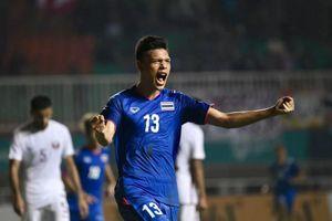Hội quân trước thi đấu 4 ngày, U23 Thái Lan mang tới Việt Nam những gì?