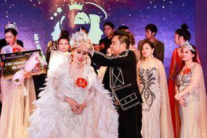 Á khôi Thu Hằng đăng quang Hoa hậu Doanh nhân Toàn cầu 2019 tại Hàn Quốc