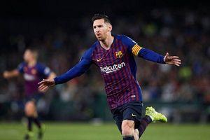 Messi vô đối khiến Ronaldo, Eden Hazard không thể theo kịp về điều này