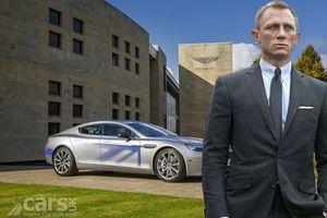 Điệp viên 007, James Bond chán xe hơi 'thường' trong phim mới