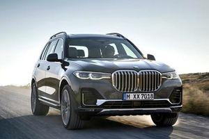 BMW X7 sắp tung ra thị trường chỉ có phiên bản máy dầu