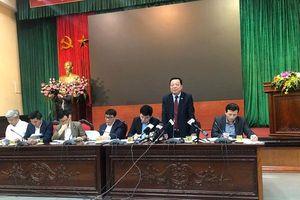 Đường sắt đô thị Cát Linh - Hà Đông có thể thử nghiệm chở khách cuối tháng 4/2019