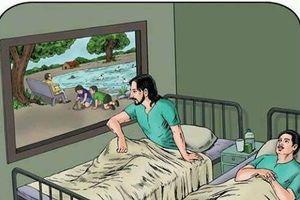 Mỗi ngày một câu chuyện: Đừng chỉ nhìn cuộc đời bằng đôi mắt