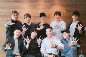 Nhóm nam Kpop được netizen Trung yêu thích nhất: EXO dẫn đầu, BTS vắng bóng