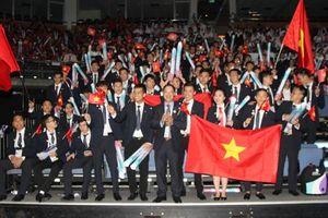 Thanh tích của Việt Nam tham gia các kỳ thi tay nghề ASEAN và Thế giới