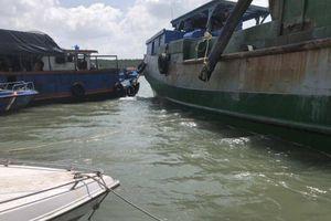 Truy hồ sơ đăng kiểm tàu nạo vét cát bị chìm, thuyền trưởng mất tích